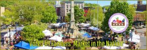 2021 Easton Spring Farmers Market