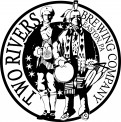 Two Rivers complete Logo BW   (2)