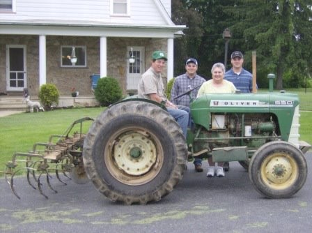 The Farmer is IN!