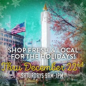 Holiday Market – December 2018