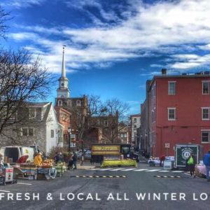 Winter Market Kicks Off New Year