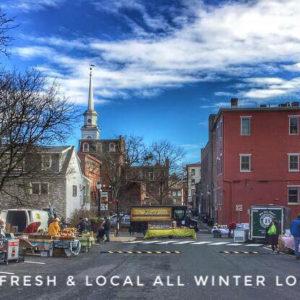 Winter Market Kicks Off New Year