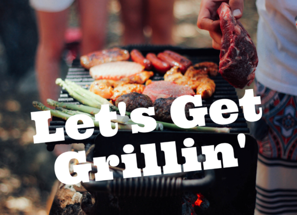 Let's Get Grillin' – Fresh & Local