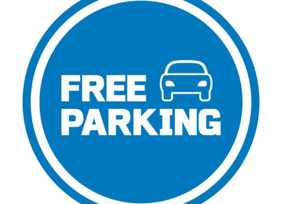 Free Parking for EFM Shoppers