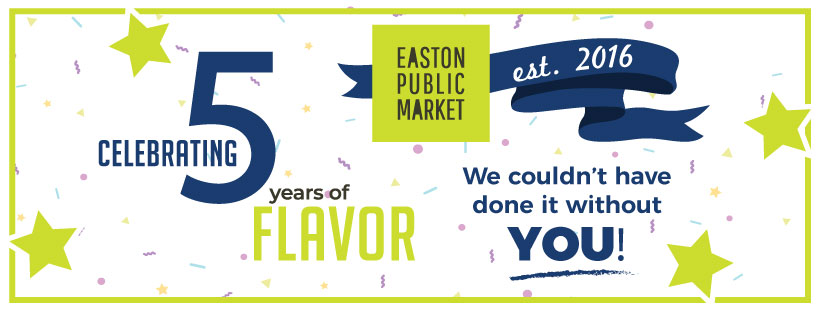 Celebrations at the Easton Market District